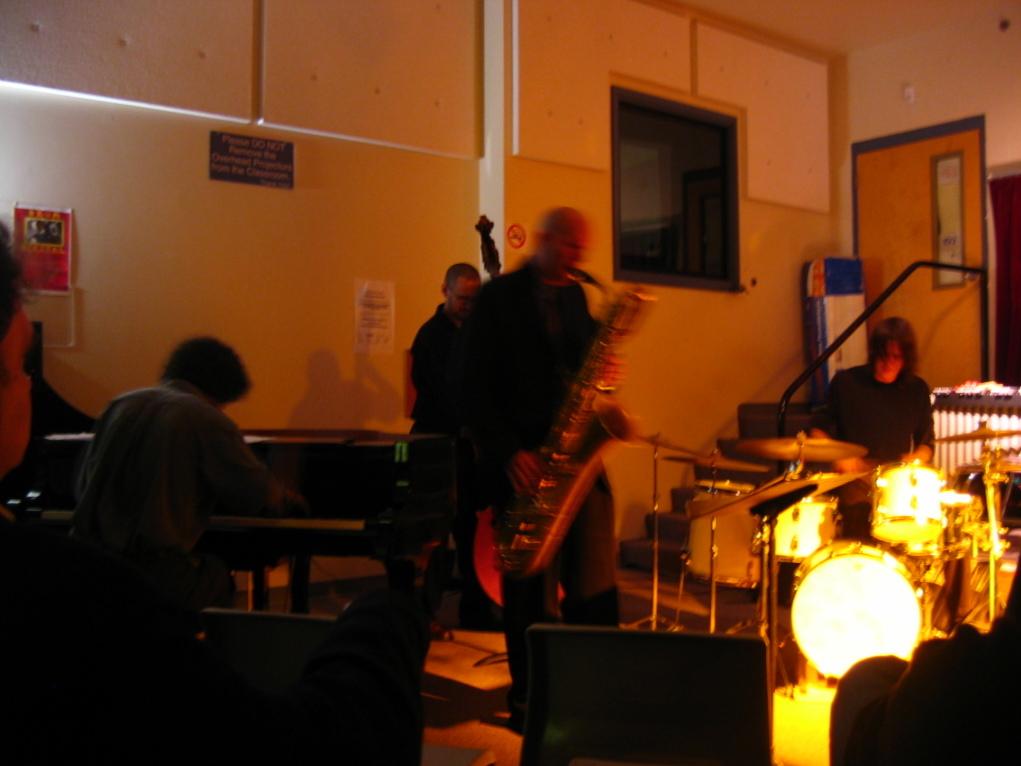 Samuel Cartwright Quartet
