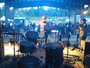 Southeastern Alaska State Fair stage